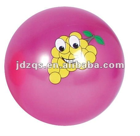 TOY BALL/attach design toy ball/inflatable logo ball