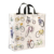 eco friendly laminated reusable waterproof grocery shopping bag