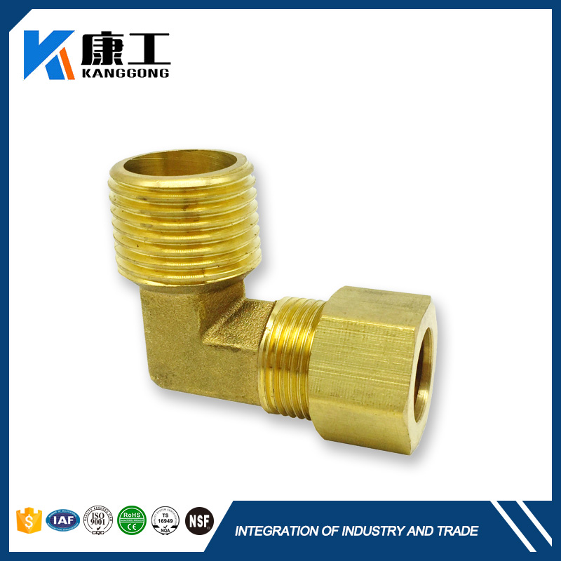 Female Threaded Pipe Flexible Hose With Brass Brass Connector