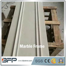 Decorative Natural Stone Marble Door Frame and Window Frame