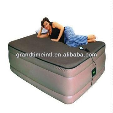 justierbares aufblasbares bett mit ged chtnisschaum bett produkt id 665240143. Black Bedroom Furniture Sets. Home Design Ideas