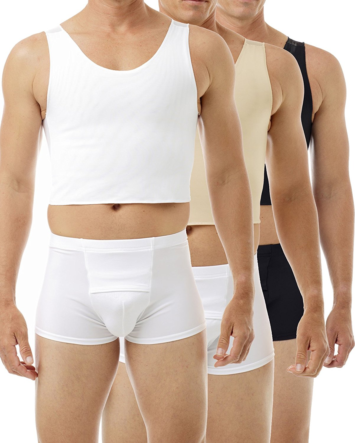 Buy Underworks FTM Extreme Tri-Top Chest Binder Top 983 in Cheap