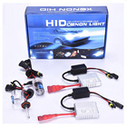 Auto Spare Parts Car H1 H3 H4 H7 H11 Hb3 Hb4 9005 9006 AC 35w Xenon Lamp Hid Xenon Kit with Slim Ballast