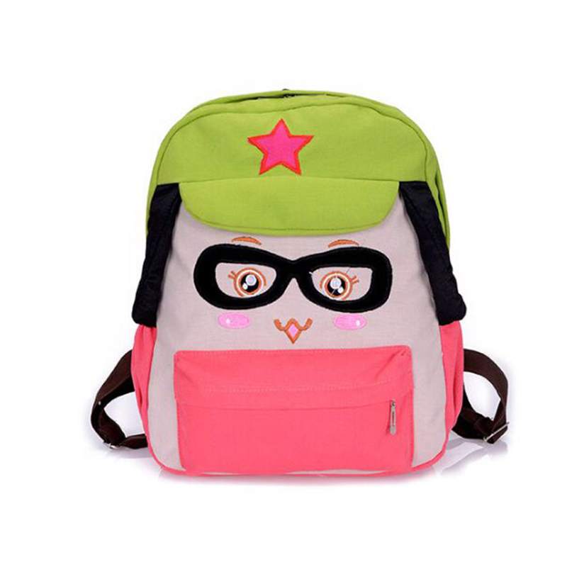 738401de2196 Get Quotations · Canvas Backpack Mochila Feminina 2015 The Latest Style  High Quality Women Backpack Fashion Students Cute School