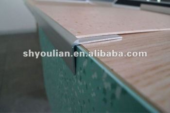 Aluminum Stair Nosing For Linoleum Flooring
