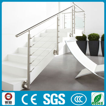 Diy Stainless Steel Wire Railing Cable Railing System Rope Railing ...