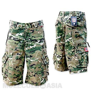 48ed02ef5f Molecule Beach Bumper Cargo Shorts - Buy Cargo Shorts Product on ...