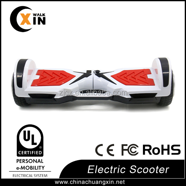 500-700W power and 4 hour charging time self balance scooter 2 wheel electric