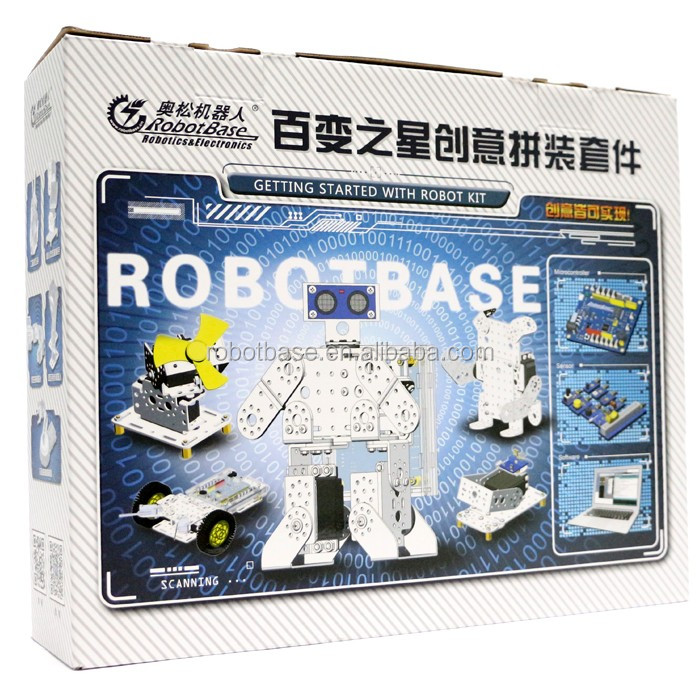 ALSRobot Getting Started with Robot Kit-Professional
