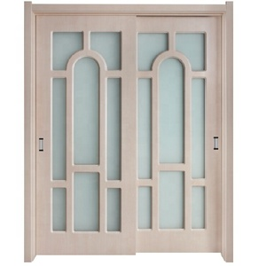 interior bedroom sliding wooden doors prices
