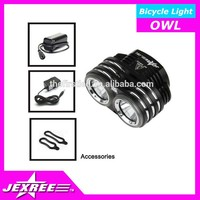 Jexree OWL Road bicycle light 2100LM mountain bike accessories 212m lighting range outdoor fun & sports bike light