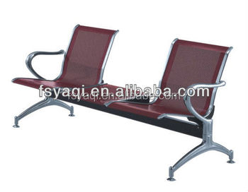 Wondrous Airport Lounge Bench Public Public Seating Metal Middle Table 2 Seater Waiting Chair Ya 26 View 2 Seater Waiting Chair Yaqi Product Details From Gmtry Best Dining Table And Chair Ideas Images Gmtryco