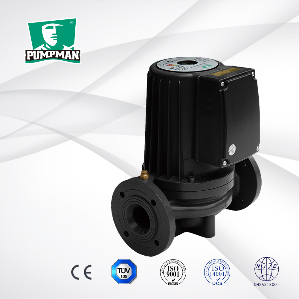 PUMPMAN 2015 GRS40/19F-M AC boiler big hot water circulating booster pump for heating