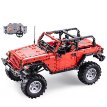 Telecomando <span class=keywords><strong>Jeep</strong></span> Wrangler Auto Compatibile Legoing Nuovo Technic serie building blocks set Educational compleanni regali