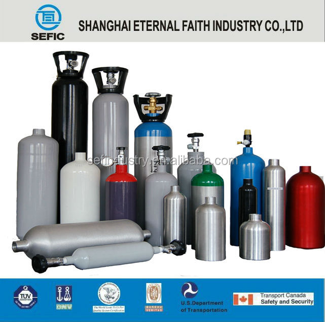 Medical Use Oxygen Bottle Oxygen Gas Cylinder-20