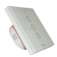 Xenon WiFi wall switch home automation smart home touch screen controller box switch intelligent
