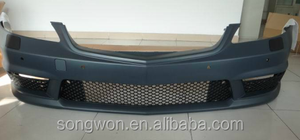 hot sale ABS material car front bumper for w221/AMG/S65 with top quality