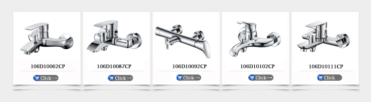 High quality rainfall bathroom bath and shower faucets, exposed rain shower set
