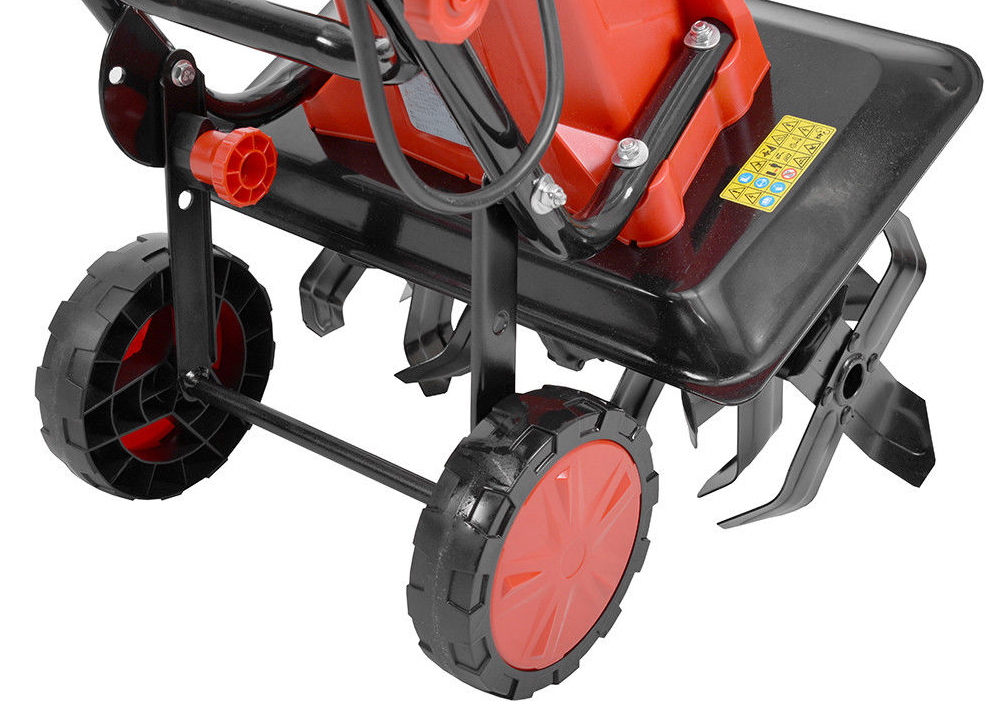 400mm cutting width mini tiller garden cultivator