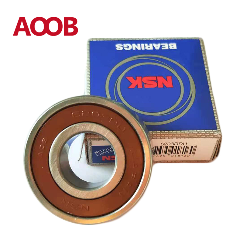 1 pcs NSK 6203DDUCM Ball Bearing 6203DDUCM sealed free shipping new