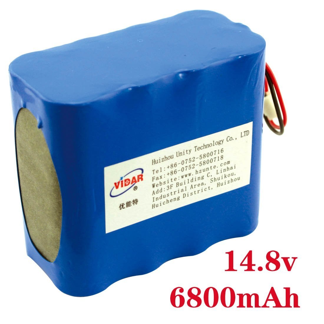 Buy 148v 6800 Mah Belt Protection Circuit 18650 Lithium Battery Images Of Pack Combination