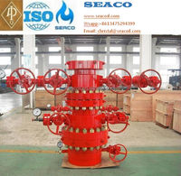 Oil Wellhead Manufacture Christmas Tree and X-mas Tree