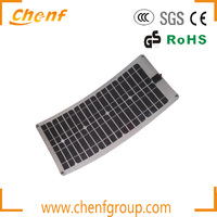 100W Electric Photovoltaic Module Solar Panel pv Solar Panel