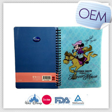 Promotional notebook/custom notebook/dairy notebook