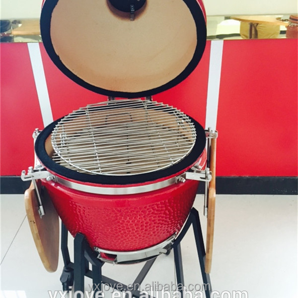 China Productie keramische mini-BBQ Grill Kamado