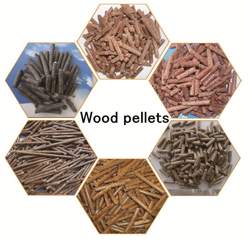 Wood Pellet Produce ~ Organic fertilizer produce line pellet