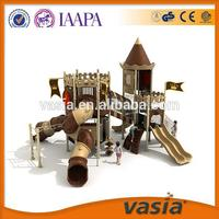 Huaxia Children Playstation Games Plastic Outdoor Playground Equipment for Kids
