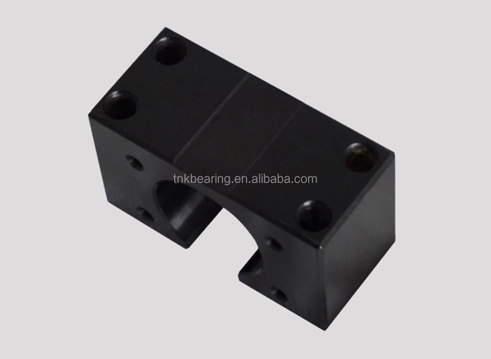 High quality zero backlash Nut house bracket MGD32 replace Taiwan SYK nut bracket MGD series