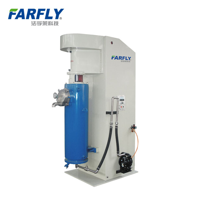 China Farfly vertical sand mill,paint sand mill,laboratory sand mill