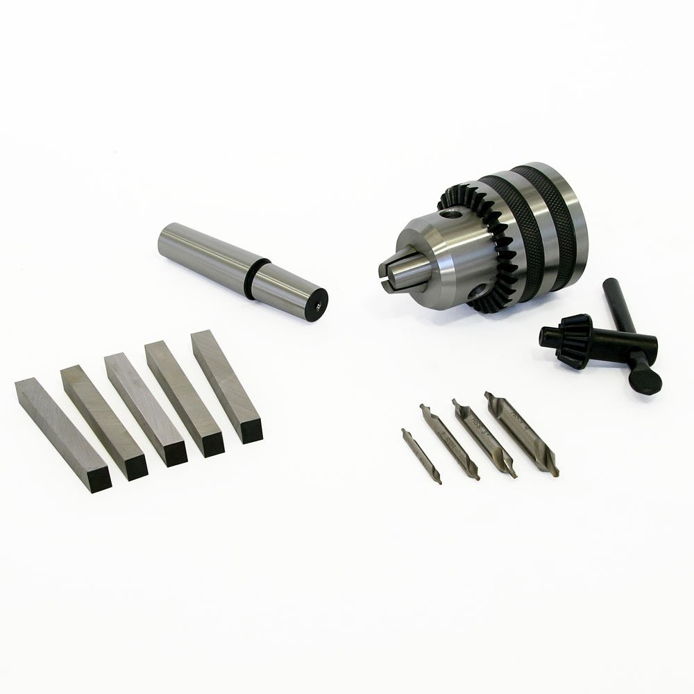 "Mini Lathe Starter Kit (5/16"" Tool Bits)"
