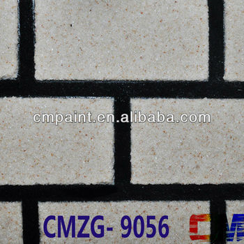 Fesselnd Cmzg  9056 Nachahmung Fliesen/Keramik/Ziegel Innenu0026 Außen Grobe Textur  Waschbar Sprühfarbe