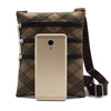 Latest bag wholesale messenger bag Fashion canvas sling mobile phone Bags for men