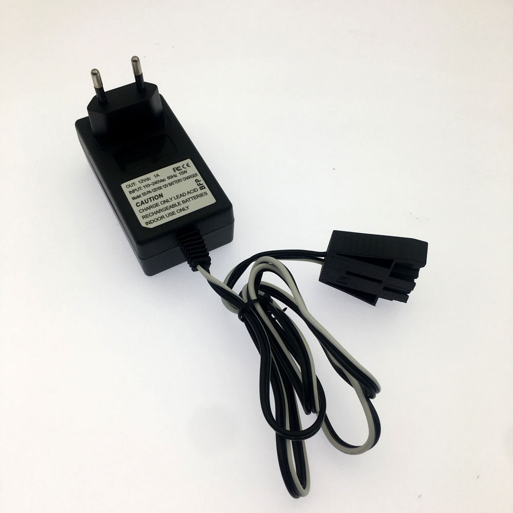 New 12v 12 Volt Rapid Ac Adapter Fast Quick Battery Charger For Peg Perego  John Deere Deer Gator Tractor Ikcb0082 Adapter - Buy Tractor Charger,Peg