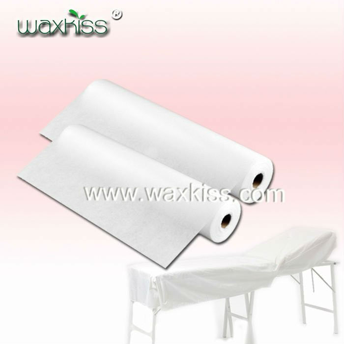 Hospital medical disaposable bed sheet rolls examination cover bed rolls