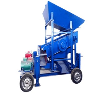 Small scare gold mining equipment for pravite gold mining business