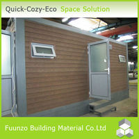 20ft Good Insulated Ablution Unit Toilet Container