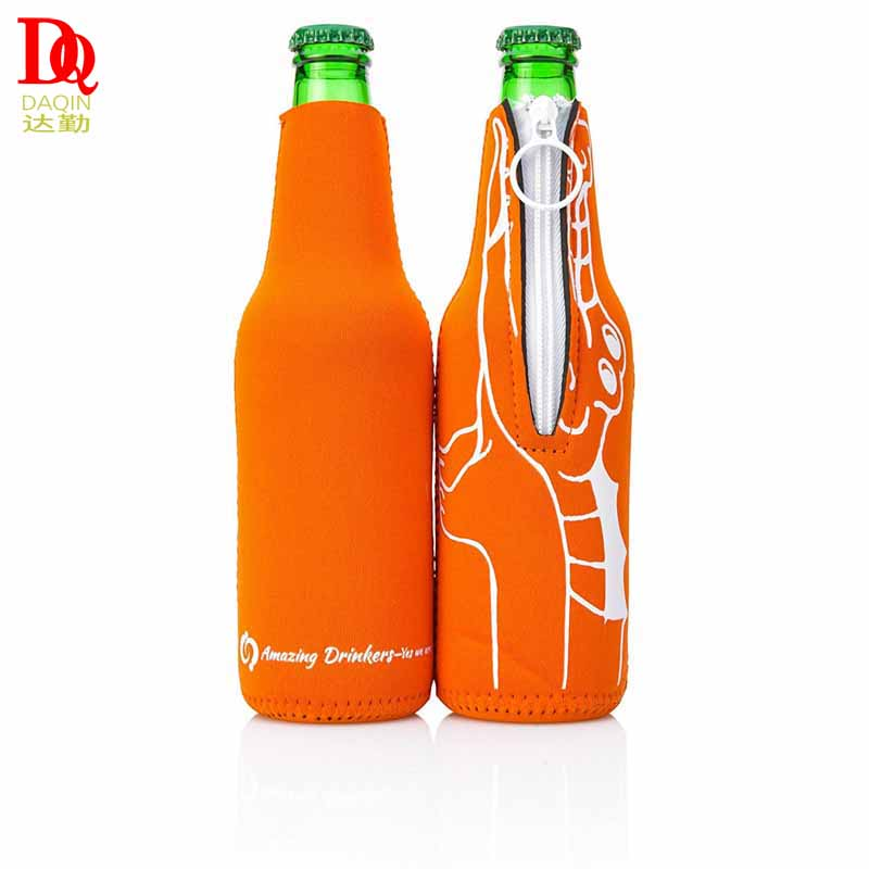 Promotion Coco Cola Gel Instant Mini Ice Pack Peltier Neoprene Bottle Cooler