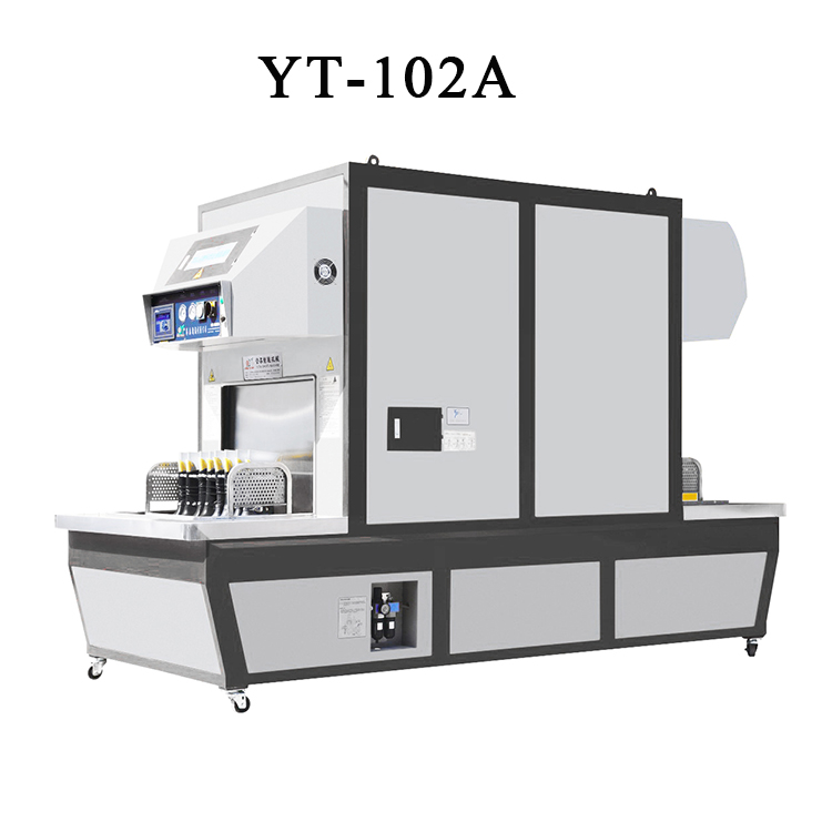 YT-102A Patent Protected CNC Vacuum Heat Setter Shoe Hot Shaping Machine