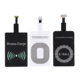 2018 Hot Selling Wholesale Universal Qi Wireless Charger Receiver for iPhone and Android Mobile phones