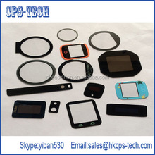 Processing custom display panel glass / instrument panel glass