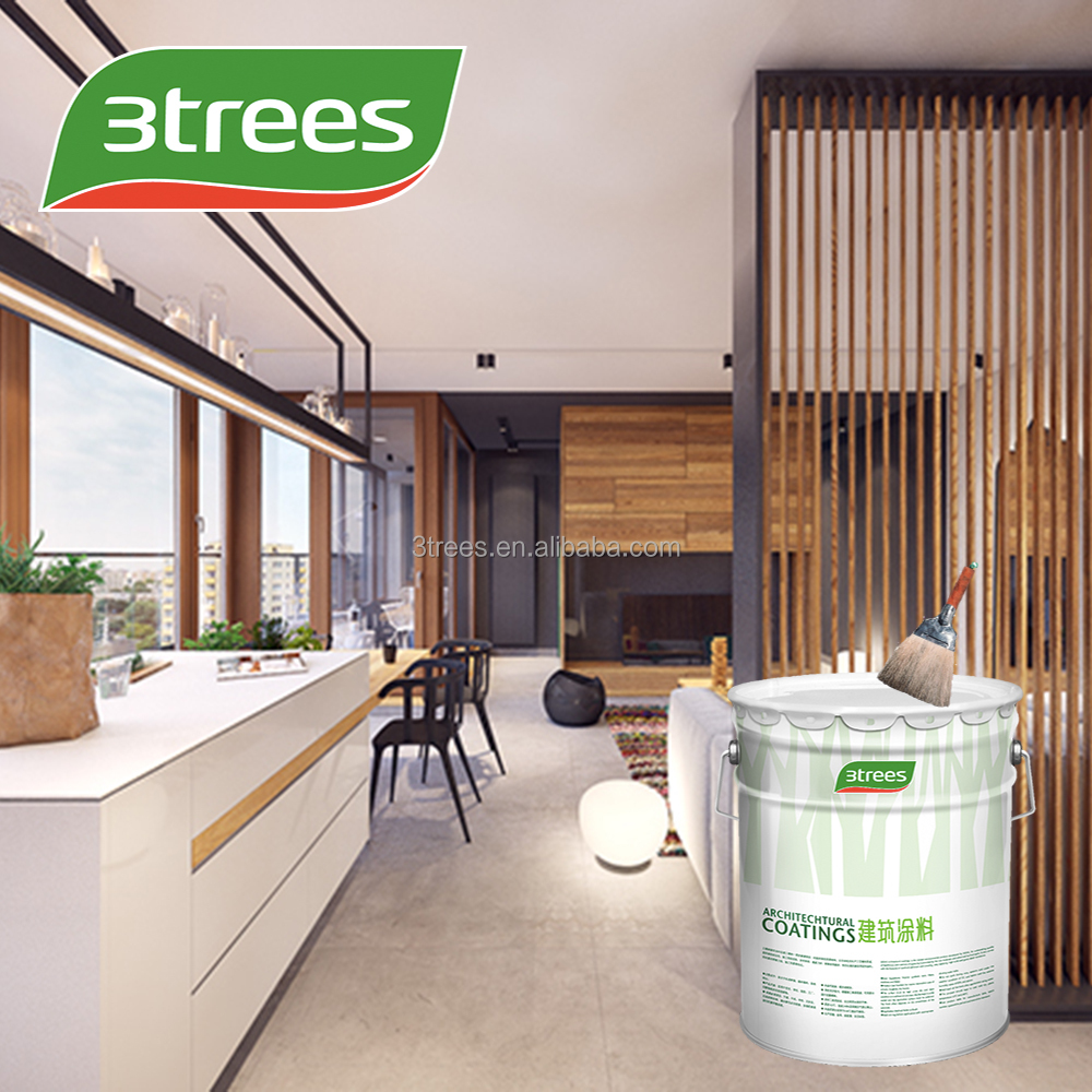 3TREES Non-toxic Classic Water Base Spray Interior Paint/lacquer