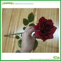 real touch artificial flower stick