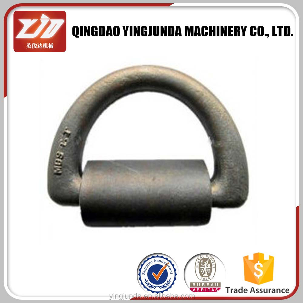d ring with strap rigging hardware d ring bulk metal d ring wholesale
