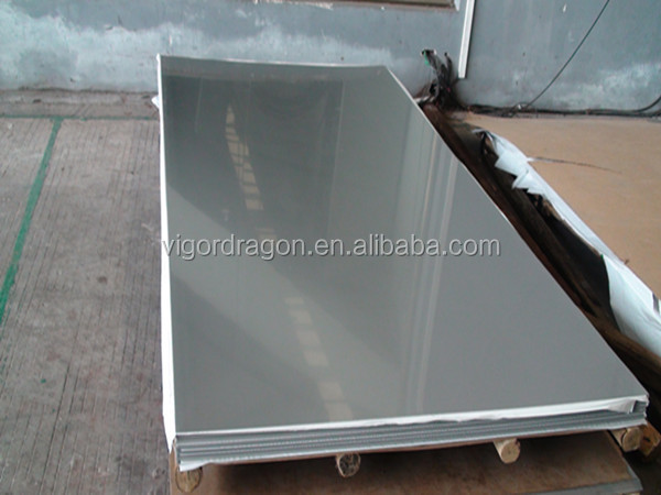 8k finish cr stainless steel sheet steel sk4