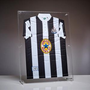 premium selection 3e722 7f58e Acrylic Shirt Frame Plexiglass Football Jersey Frame
