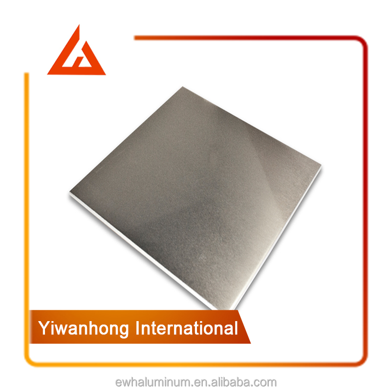 decoration aluminum sheets 6061 stock plate